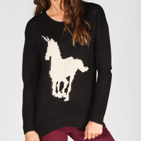 LIRA Unicorn Womens Sweater