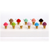 Ice Cream Earphone Cap v1
