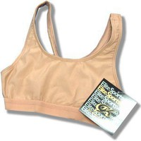 Gymnastics T-back Sports Bra