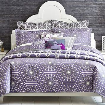 happy chic by jonathan adler chloe print from jcpenney a home. Black Bedroom Furniture Sets. Home Design Ideas