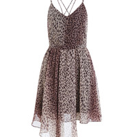 Jungle Mania Dress - Bardot