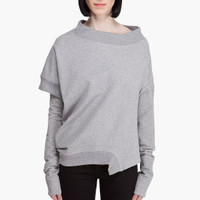 Y-3 Vft Cut Sweatshirt for women
