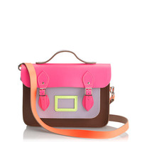 THE CAMBRIDGE SATCHEL COMPANY® FOR CREWCUTS DOWNING SATCHEL