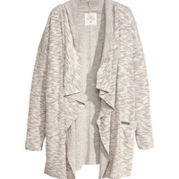 Jersey Cardigan - from H&M
