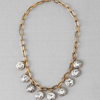 EDISON CRYSTAL DROP NECKLACE