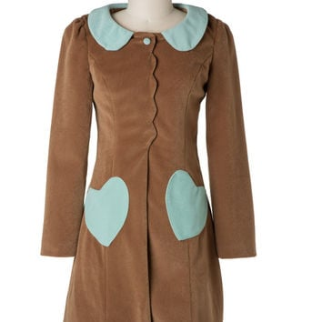 Hello Holiday · Two of Hearts Coat