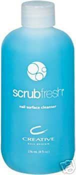 CND Scrub Fresh Nail Surface Cleanser 8oz