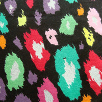 Snuggle Flannel Fabric-Multi Cheetah Glitter at Joann.com