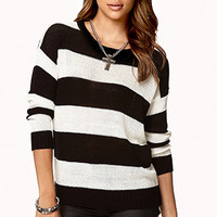 Rugby Stripe Sweater