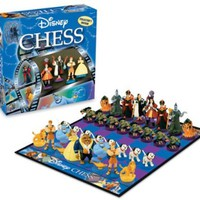 Disney Chess (in a box)