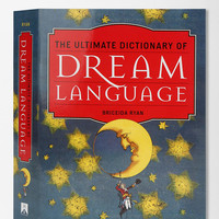 The Ultimate Dictionary Of Dream Language By Briceida Ryan  - Urban Outfitters