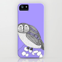 another owl iPhone & iPod Case by lush tart