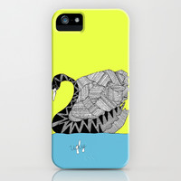Ugly Swan iPhone & iPod Case by lush tart