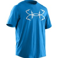 Under Armour Men's Fish Hook Logo T-Shirt