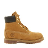 "Timberland 6"" Premium Lace Up Flat Boot"