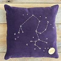 Catherine Womens Star Sign Pillows -