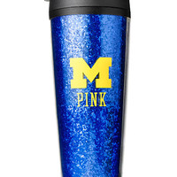 University of Michigan Coffee Tumbler - PINK - Victoria's Secret