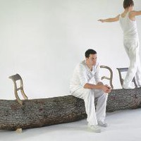 Tree-trunk Bench | Droog Furniture | by Jurgen Bey