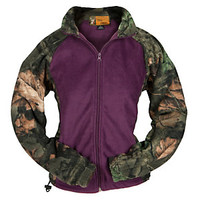 Women's Trail Crest Camo Fleece Jacket | Scheels