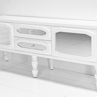 www.roomservicestore.com - Custom High Boy Acapulco Mixed Up Credenza