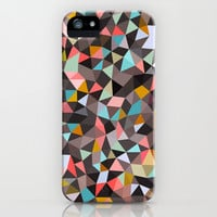 Java House Tris iPhone & iPod Case by Beth Thompson