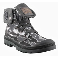 Palladium x Billionaire Boys Club Pampa Baggy Leather Boots