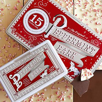 Williams-Sonoma 15th Anniversary Large Peppermint Bark