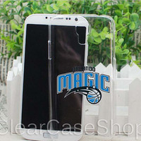 Orlando Magic for iphone 4 case, iphone 5 case, samsung s3 case, samsung s4 case cover in clearcaseshop