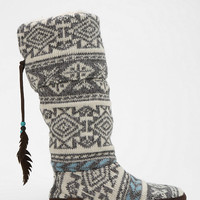 MUK LUKS Winona Slipper-Sock Boot - Urban Outfitters