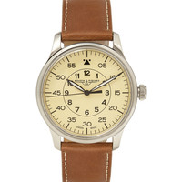 Mougin & Piquard x J.Crew Grande Seconde Stainless Steel Watch | MR PORTER