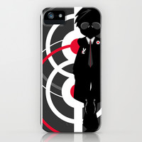 Mod Illustration iPhone & iPod Case by markmurphycreative