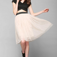 Pins And Needles Ballerina Tulle Midi Skirt - Urban Outfitters