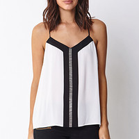 Dancing Hour Beaded Cami
