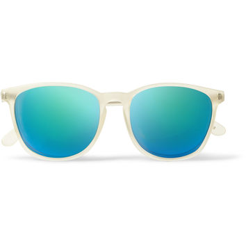 L.G.R Nairobi Polarised Round-Frame Acetate Sunglasses | MR PORTER