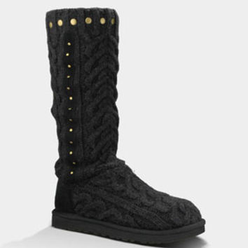 Ugg Feliciana Womens Boots Black  In Sizes