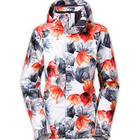 WOMEN'S FREEDOM PRINT JACKET