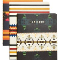 Chronicle Books 'Pendleton' Journals (Set of 3)