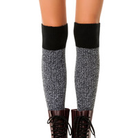 The Soft and Dreamy Sock in Black