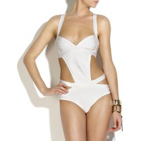 Bqueen  One-piece Bandage Swimwear H058