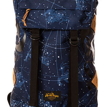The Constellation Daypack in Navy