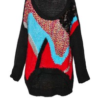 Party Time Sequin Sweater