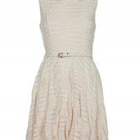 Cream Collar Dress | Dresses | Desire