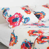 Plum & Bow Ikat Floral Sham - Set Of 2 - Urban Outfitters