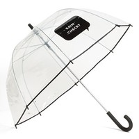 kate spade new york 'rain check' umbrella
