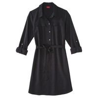 Merona® Women's Easy Waist Shirt Dress - Assorted Colors