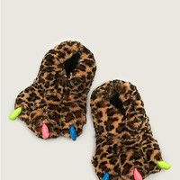 Furry Monster Slippers | Slippers | rue21