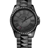 Stella Black Ceramic Watch