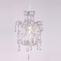 Crystal Chandelier Small | Lighting from Sweetpea & Willow