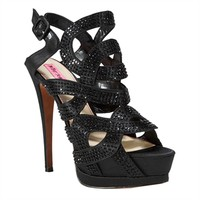 Betsey Johnson Blairre Platform Pump at Von Maur