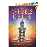 Wheels of Life: A User's Guide to the Chakra System (Llewellyn's New Age) [Paperback]